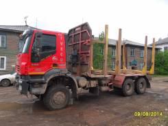 Iveco Trakker. Срочно продам сортиментовоз Iveco AMT 633920, 380 куб. см., 15 000 кг.