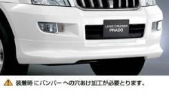 Губа. Toyota Land Cruiser Prado, TRJ125, RZJ120, LJ125, KDJ125, GRJ120, TRJ120W, KZJ120, KDJ121, RZJ125, VZJ120, RZJ120W, KDJ120W, KDJ121W, LJ120, VZJ...