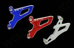 Защита передней звезды Красный ZETA CRF250R'10-, CRF450R '09- ZE80-9355