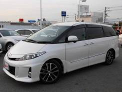 Toyota Estima. вариатор, передний, 2.4, бензин, 46 000 тыс. км, б/п. Под заказ