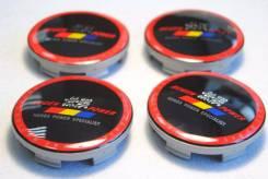 """Колпачки Mugen Power 65/62 на литые диски 4 шт. В наличии!. Диаметр 16"""", 1шт."""