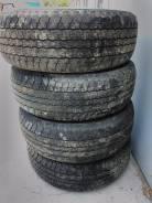 Bridgestone Dueler H/T D840. Всесезонные, 2003 год, износ: 50%, 4 шт