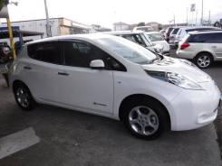 Nissan Leaf. автомат, передний, электричество, 6 500 тыс. км, б/п. Под заказ