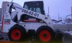 Bobcat S300. , 2008 год, 3 318 куб. см., 1 358 кг.