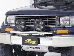 Кенгурятники. Toyota Land Cruiser Toyota Land Cruiser Prado