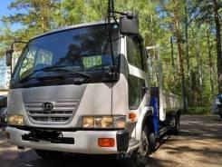Nissan Diesel UD. Продается в Новосибирске, 7 000 куб. см., 5 000 кг., 11 м.