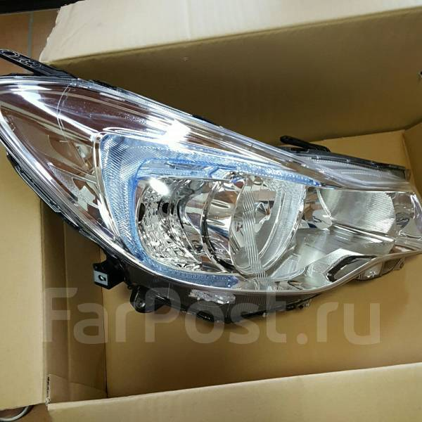Фара. Subaru: XV, Impreza XV, Impreza, Impreza (GP WGN), Impreza (GP XV)