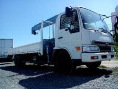 Hino Ranger. Продам грузовой манипулятор 5 тонн 2001г, 7 000 куб. см., 5 000 кг.
