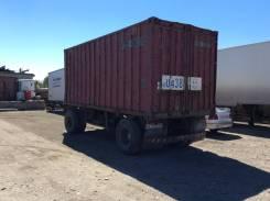 Камаз. Продаю прицеп камаз контейнер, 8 000 кг.