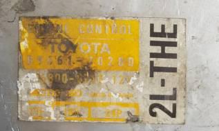 Блок управления двс. Toyota Crown Toyota Starlet, EP91 Двигатель 4EFE