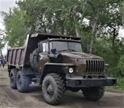 Урал. Самосвал , 11 148 куб. см., 12 000 кг.