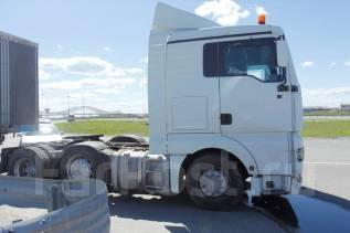MAN TGA. , 11 967 куб. см., 26 000 кг.
