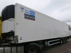 SOR. Полуприцеп рефрижератор мультитемпературный, 2008, 31 420 кг.