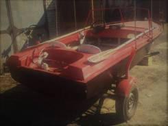 Нептун. Год: 1996 год, двигатель подвесной, бензин