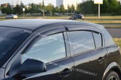 Ветровик на дверь. Opel Astra, L35, F08, F69, F07, L48, F48, F70 Двигатели: Z20LEL, X18XE1, Z14XE, Z14XEP, Z16XE, X16XEL, Z18XER, Z18XE, X16SZR, Z16SE...
