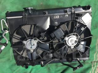 Радиатор охлаждения двигателя. Nissan Fuga, PY50