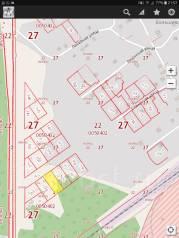 Большевик под ИЖС. 1 034 кв.м., собственность, электричество, вода, от агентства недвижимости (посредник)