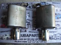Глушитель. Subaru Legacy, BP9, BP5 Двигатели: EJ20X, EJ255, EJ20Y