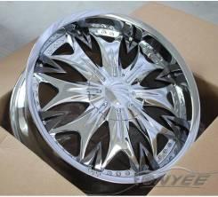 Dolce Wheels. 8.5x20, 6x130.00, ET40, ЦО 84,1мм. Под заказ