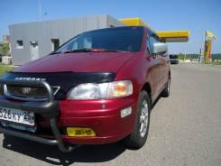 Honda Odyssey. автомат, 4wd, 2.2 (145 л.с.), бензин, 204 000 тыс. км