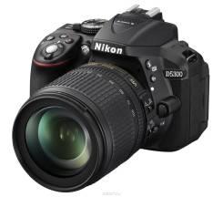 Nikon D5300. 20 и более Мп