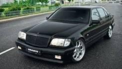 Mercedes-Benz S-Class. Mercedes-benz S-class W140