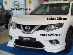 Губа. Nissan X-Trail, NHT32, HT32, T32, NT32, HNT32