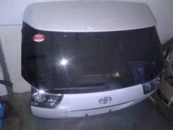 Доводчик двери багажника. Toyota Harrier