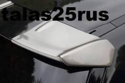Накладки на штатный сполер JAOS для Nissan X-Trail 32. Nissan X-Trail, NHT32, HT32, T32, NT32, HNT32