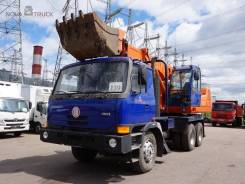 Tatra UDS-114. Экскаватор-планировщик Tatra T815-280R21 UDS-114, 12 667 куб. см., 1,00куб. м.