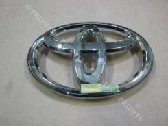 Эмблема решетки. Toyota RAV4, ACA31, ACA30, ACA31W, ACA33, ACA38, GSA38, GSA33, ALA30, ACA38L Двигатели: 2GRFE, 2ADFTV, 1AZFE, 2ADFHV, 2AZFE