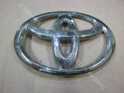 Эмблема решетки. Toyota Land Cruiser Prado, GRJ151, GRJ151W, GRJ150, GRJ150L, TRJ150, TRJ150W, GRJ150W Двигатели: 2TRFE, 1GRFE