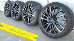 245-40-19, Weds Leonis VT, в наличии. 8.0x19 5x114.30 ET35 ЦО 73,1мм.