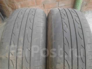 Dunlop SP Sport LM704. Летние, 2013 год, износ: 50%, 2 шт