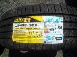 Dailyway DL68. Летние, 2014 год, без износа, 4 шт