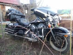 Harley-Davidson Electra Glide Ultra Classic. 1 600 куб. см., исправен, птс, с пробегом