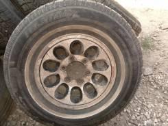 Колеса для внедорожника. 6.0x15 6x139.70 ET22
