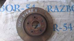 Диск тормозной. Suzuki Grand Vitara, JT Двигатель J20A