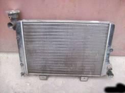 Радиатор охлаждения двигателя. Лада 2105, 2105 Лада 2106, 2106 Лада 2101, 2101 Лада 2102, 2102 Двигатели: BAZ2101, BAZ21011, BAZ2103, BAZ2104, BAZ2105...