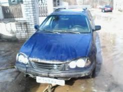 Toyota Avensis. SB172CBN00E030435