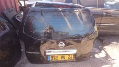 Дверь багажника. Nissan Pathfinder, R51, R51M