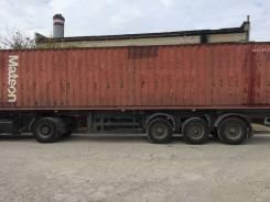 Одаз. Продам контейнеровоз ОДАЗ, 40 000 кг.