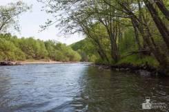 Река Арсеньевка.