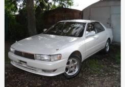 Дверь Toyota Cresta 1994г задняя левая