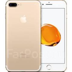 Apple iPhone 7 Plus. Новый, 256 Гб и больше, Желтый, Золотой