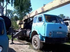 МАЗ 5334. Продаю автокран , 30 000 куб. см., 12 500 кг., 14 м.