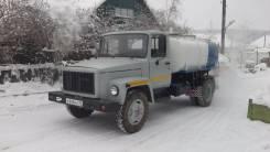 ГАЗ 3307. Продаю ГАЗ - 3307 Водовозка, 4 200 куб. см., 4,20куб. м.