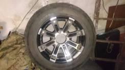 Sakura Wheels R2516. 7.0x16, 5x139.70, ET-10, ЦО 110,0мм.