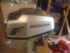 Honda. 5,00л.с., 4-тактный, бензиновый, нога S (381 мм), Год: 2011 год