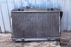Радиатор охлаждения двигателя. Mazda RX-8, SE3P Двигатель 13BMSP